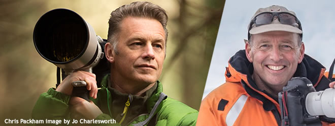 Chris Packham and Paul Goldstein - Even Wilder Night Out