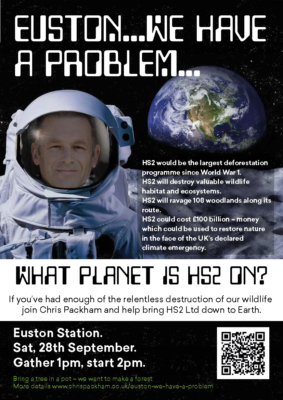 Euston. We have a problem