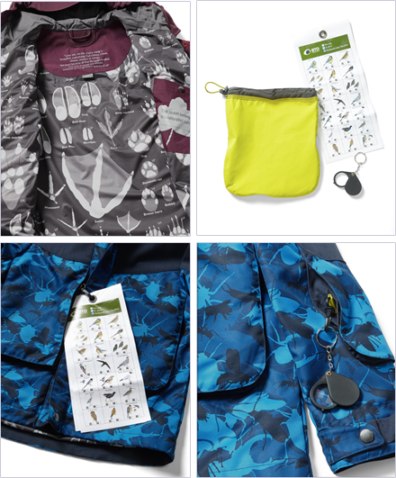 Chris Packham outdoor clothing