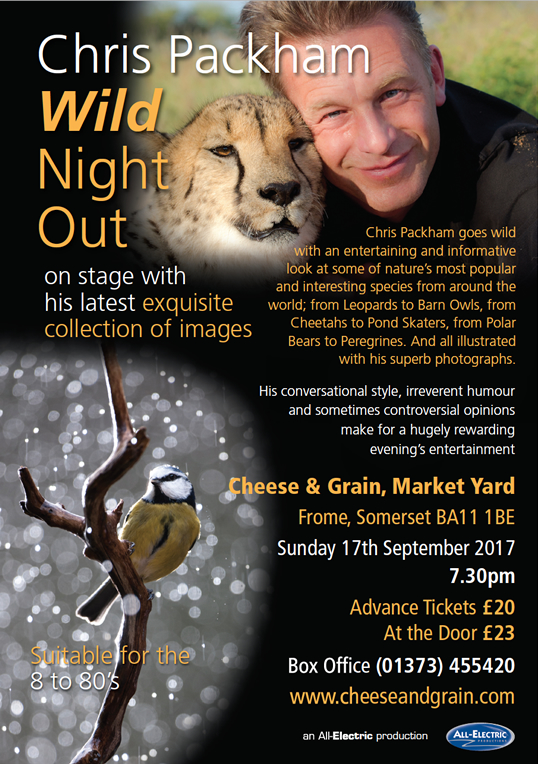 Chris Packham's Wild Night Out in Frome