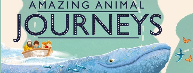 Amazing Animal Journeys by Chris Packham