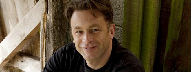 Chris Packham - author