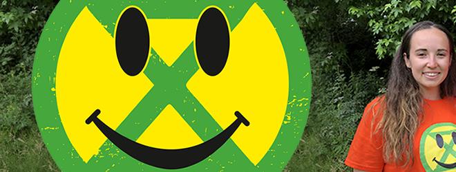 XR Smiley T-Shirt design - Chris Packham